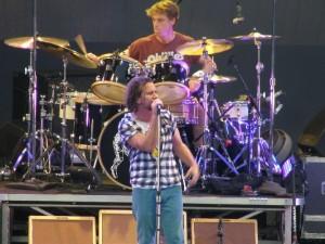 Rockin Park - Pearl Jam 2010