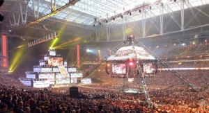 World Wrestling Entertainment Wrestlemania XXVI 2010, USA